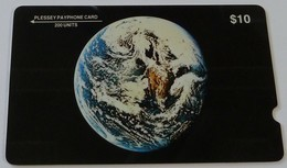 USA - Demo - Earth - GPT - Plessey - 200 Units - 1USAB - $10 - Used - [3] Magnetic Cards