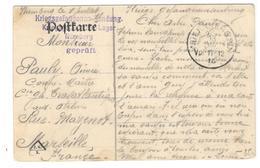 17675 - De NURNBERG Pour La France - Cartas