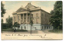 CPA - Carte Postale - Belgique - Marche - Le Palais De Justice - 1904  (C8683) - Marche-en-Famenne