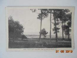 Dans Les Landes. Sur Les Bords Des Grands Lacs. Gautreau 1083 Dated 1927. - France