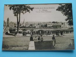 Photo D'un CP De VIREUX ( Wallerand ) Vallée De La Meuse > Voir Le Cachet ( Voir Photo Pour Detail Svp) ! - Charleville