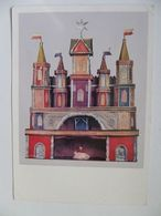 Christmas Postcard (Christmas Crib) Krippe  Poland The Beginning Of The 20th Century - Noël