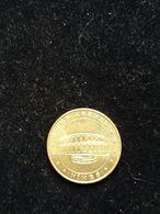 Médaille De Collection - Les Arènes De Nîmes -2001 - - 2001