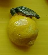 Fève -    MH Moulin à Huile 2001 -  Les Fruits - Fruit  - Citron - Autres