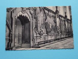 Parochiale Kerk : Houten Beschot 1725 Verhaeghen ( Huis Avoux ) Anno 19?? ( Zie Foto's ) ! - Ninove