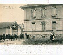 ST OUEN L AUMONE Ecole - Saint Ouen L'Aumone