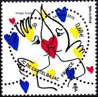 France N° 4924, ** Saint Valentin - Le Coeur De Jean-Charles De Castelbajac Au Tarif Vert 20 Grammes - Ungebraucht