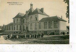 VILLIERS ADAM  Ecole - France