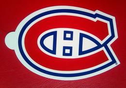 Sticker - Montreal Canadiens