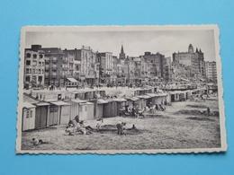 Zeedijk / La Digue BLANKENBERGE ( Thill - N° 76 ) Anno 1962 ( Zie Foto's ) ! - Blankenberge