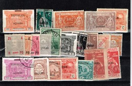 Lot Colonies Portugaises à Identifier - Stamps