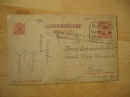 Serbie Platicevo Obliteration  Entier Postal Stationery Cover - Serbia