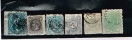 Lot Brésil Ancierns Timbres à Identifier - Stamps