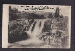 CPA 30 - Les CEVENNES - Environs Du VIGAN - La VIS Cascade NAVACELLES Alimenrtant L'Usine Hydro Electrique De Madrières - France