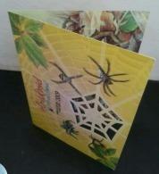 Malaysia Arachnid 2009 Spider Fauna Insect Scorpion (folder) *Limited - Malaysia (1964-...)