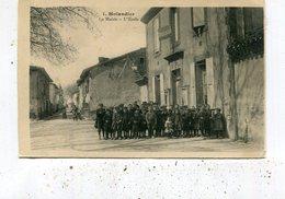MOLANDIER Ecole - France