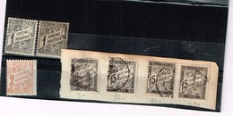 Lot  Frace Anciens Timbres à Identifier - Stamps