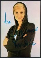 C5588 - Orig. Dagmar Frederic - Autogramm - Autogramme & Autographen