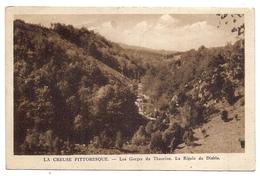 Les Gorges Du Thaurion , La Rigole Du Diable - Non Classés