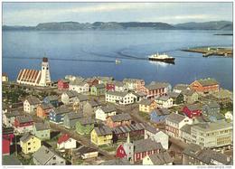 Norwegen / Norge / Norway: Hammerfest (D-A266) - Norwegen