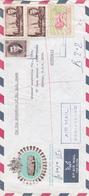 Iran 1971 Registered Cover Sent To Australia - Iran
