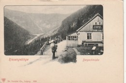 Tchequie  --  RIESENGRUND - Obri Dul / Riesengebirge - Unused - Repubblica Ceca