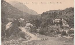 Valle D'Aran  -- Valle D'Aran Portillon Frontera De Francia - TTB Unused (dos Simple) - España