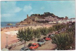 Tossa De Mar: FIAT-SEAT 600, CITROËN 2CV, AUSTIN HEALEY SPRITE FROGEYE  - Paseo - (Espana/Spain) - Toerisme