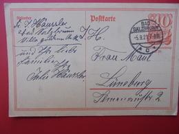 DEUTSCHES REICH 1921 - Duitsland