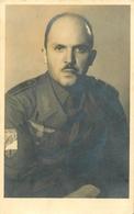 CARTE PHOTO - LEGION INDIENNE - WEHRMACHT - SIGNEE PAR UN MILITAIRE DU 5° BUREAU - Le 23 SEPREMBRE 1945 - Cachet Photogr - Guerra 1939-45