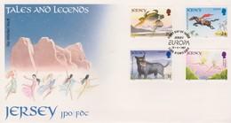 Jersey 1987 Europa FDC - Jersey