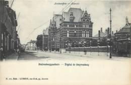 Belgique - Anvers - Hôpital De Stuyvenberg - Edit. Lumen N° 201 - Antwerpen