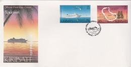 Kiribati 2003 Tourism FDC - Kiribati (1979-...)