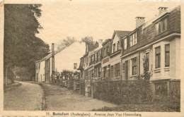 Belgique - Boitsfort  - Avenue Jean Van Hoorenberg - Watermael-Boitsfort - Watermaal-Bosvoorde