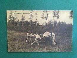 Cartolina Chetti - Nell'Ora Del Riposo - 1910 Ca. - Cartes Postales