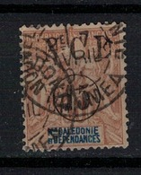 NOUVELLE CALEDONIE           N°  YVERT   56      OBLITERE       ( O   3/57 ) - New Caledonia