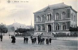 Belgique - Edit. S.B.P. N° 9 - Asse - Assche - Hôtel De Ville - Asse