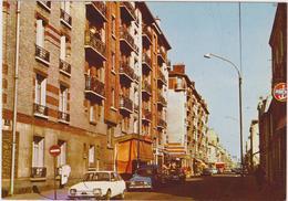 CPSM   ALFORTVILLE 94  Rue Véron - Alfortville