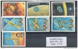 Kampuchéa. Conquete De L'espace - Kampuchea