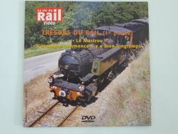 TRAINS : DVD - TRESORS DU RAIL - Le Mastrou - L'aventure Commebça Il Y A Bien Longtemps - Détails Voir 2ème Scan. - Documentary