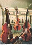 3 AK Mittenwald / Geige / Musikinstrument (D-A278) - Mittenwald