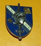 51° Régiment D'Infanterie, 31° Groupement De Camp, FABRICANT DELSART SENS,HOMOLOGATION 3354, ETAT VOIR PHOTO  . POUR TOU - Esercito