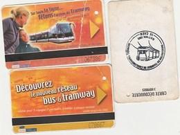 TRAMWAY 2002 En Attendant Le 27 Juillet 2019   A CAEN       3 STUCK - Titres De Transport