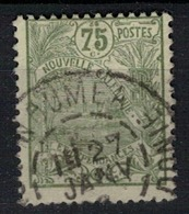 NOUVELLE CALEDONIE           N°  YVERT   101     OBLITERE       ( O   3/57 ) - New Caledonia