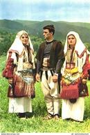 Trachten / Costumes / Galicnik / Mazedonien (D-A283) - Costumes