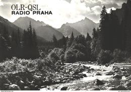 QSL / Radio Praha (D-A283) - QSL Cards