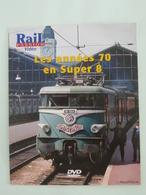 TRAINS : DVD - Les Années 70 En Super 8 - Détails Sur Le 2ème Scan. - Documentales