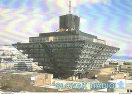 QSL / Radio Bratislava / Slovakia (D-A284) - QSL Cards