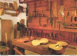 Musik / Musikinstrument / Geige / Geigenbau (D-A284) - Ansichtskarten