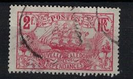 NOUVELLE CALEDONIE           N°  YVERT   103   OBLITERE       ( O   3/57 ) - New Caledonia